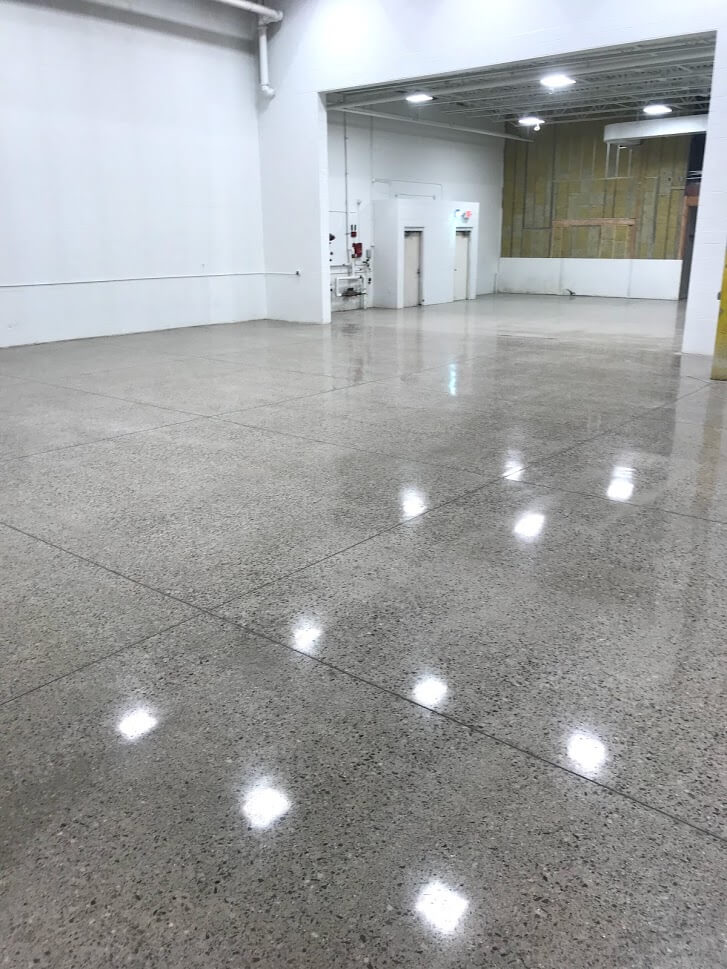 Specialty Concrete Services: Michigan | B & B Concrete Placement - dadco_polishing